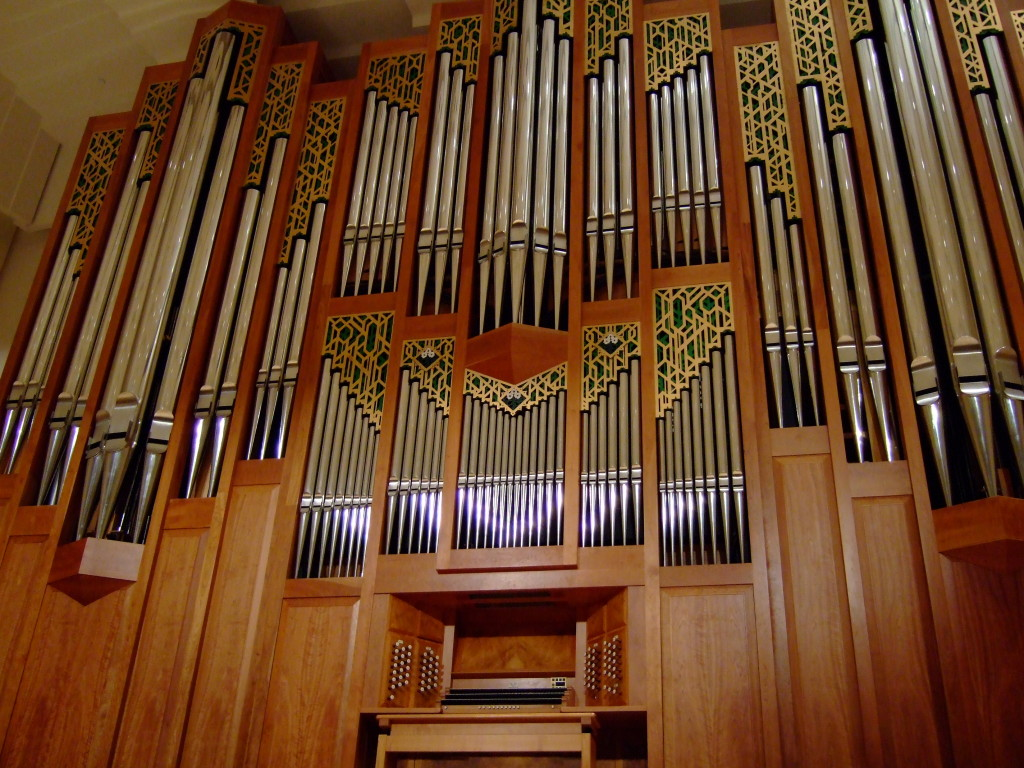 Gardner Hall Organ