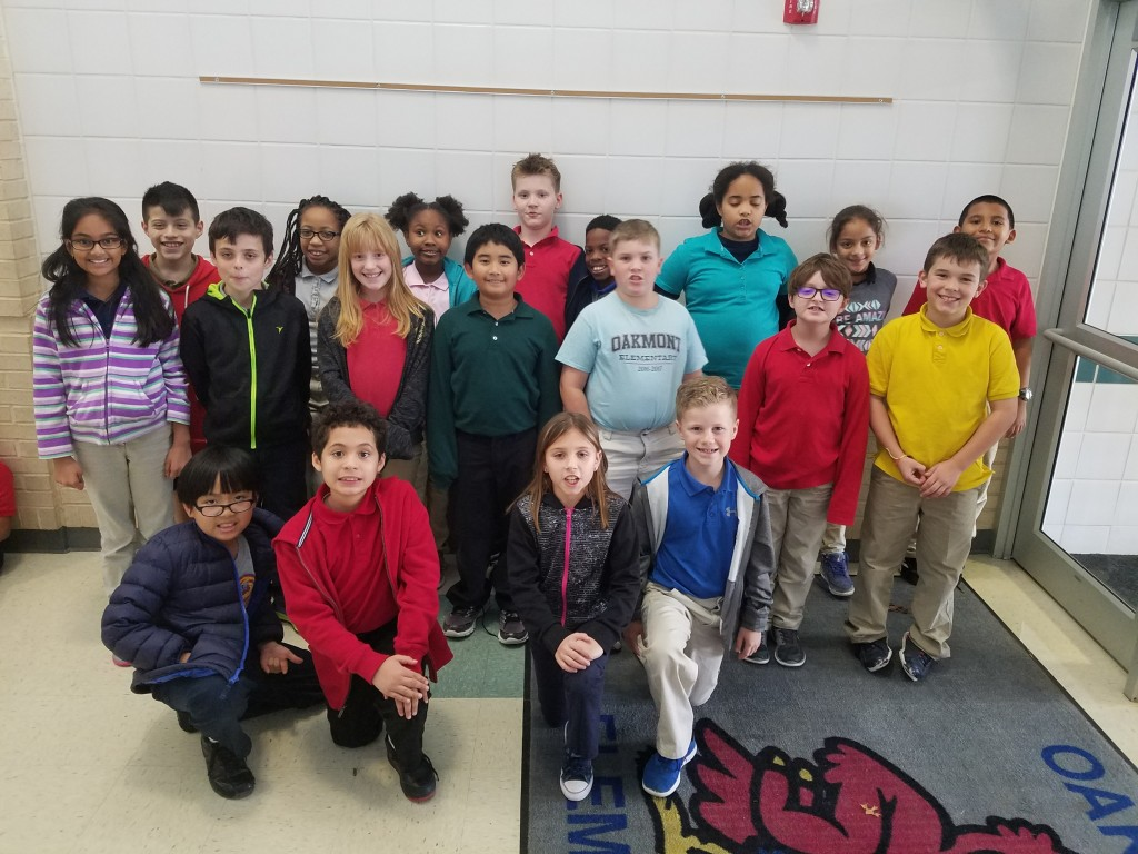 Oakmont School 4th Grade Innovative Academy