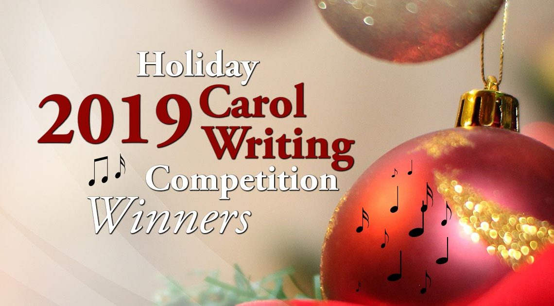 2019 FWCO Holiday Carol Writing Competition Winner