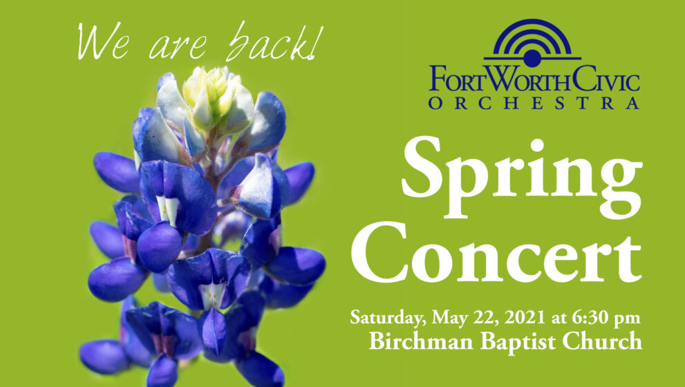 Spring Concert | May 22, 2021