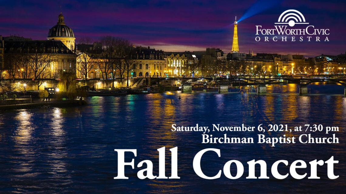 Fall Concert | November 6, 2021
